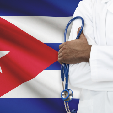 PUBLIC LETTER FROM CUBAN DOCTORS TO THE CUBAN GOVERNMENT